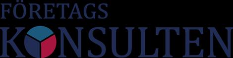 Företagskonsulten - logotyp sidfot